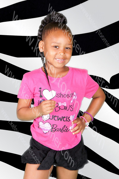 Kelis 6yr old shoot